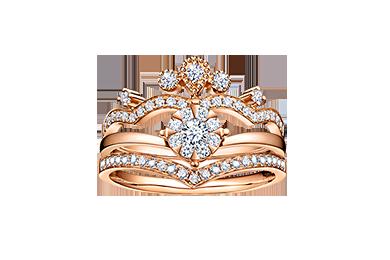 金伯利钻石戒指《许愿圣诞》