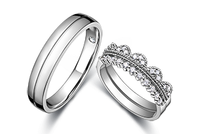 金伯利钻石戒指《爱·甜心》