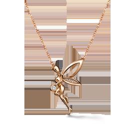 金伯利钻石项链海精灵