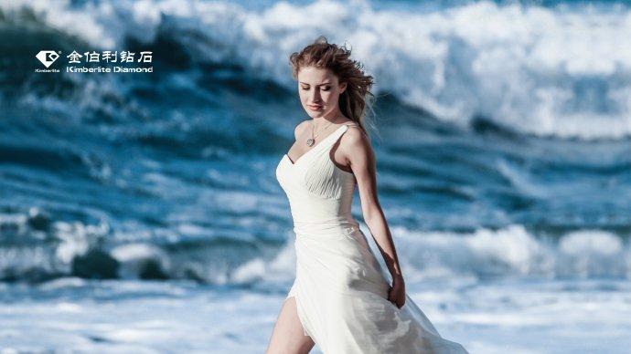 月光女神广告大片1