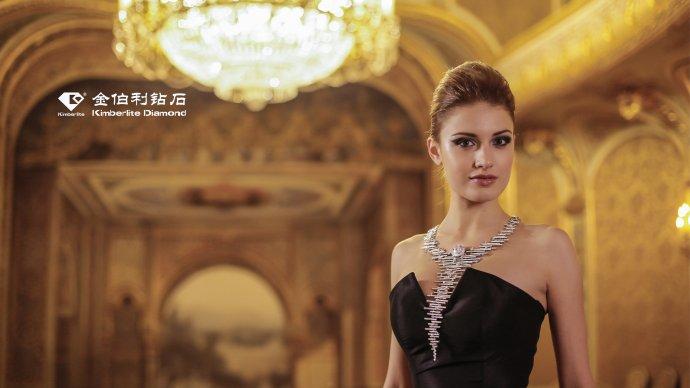 枫丹白露宫高级珠宝拍摄