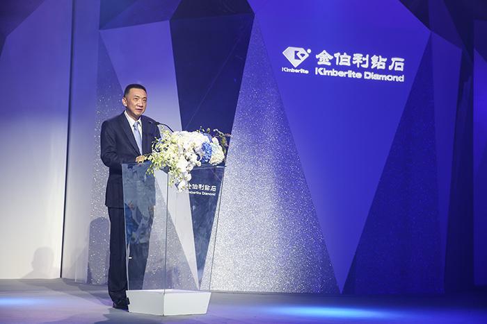 上海钻石交易所总裁