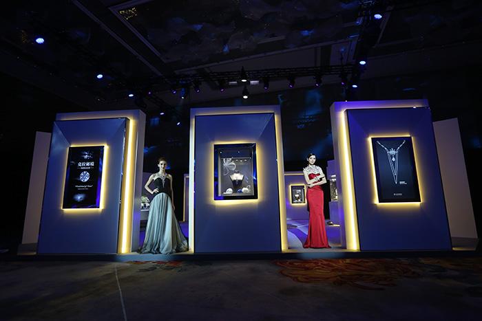 上海香格里拉克拉秘境全球发布会现场