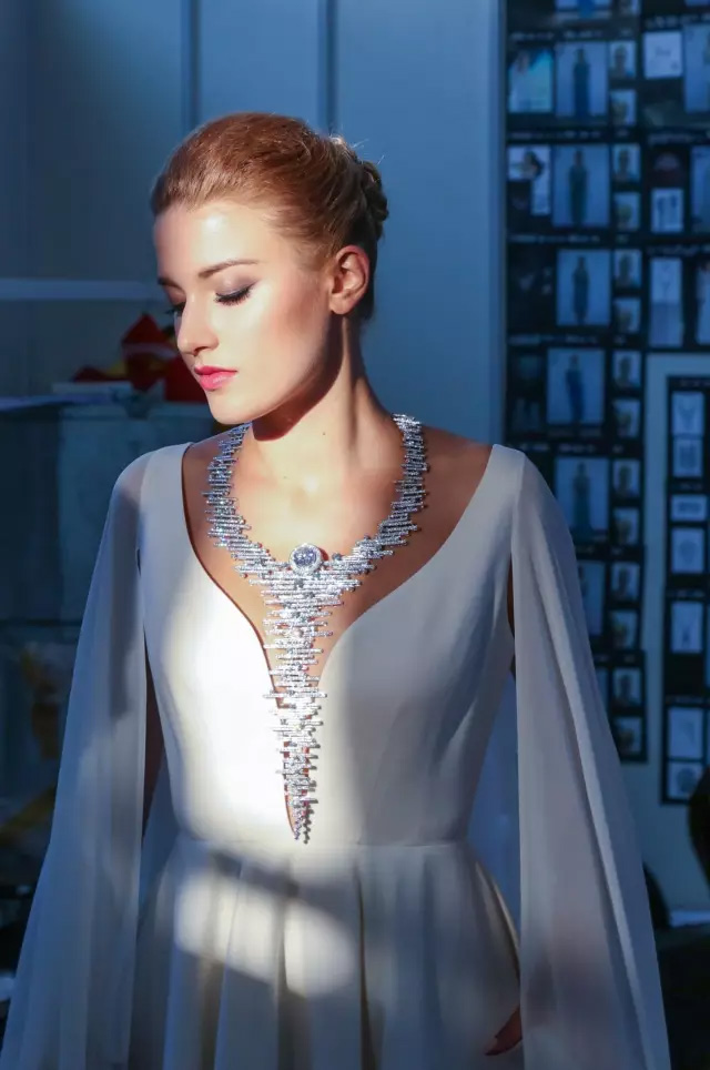 金伯利高级珠宝月光女神