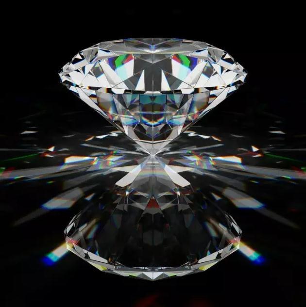 精美绝伦的钻石