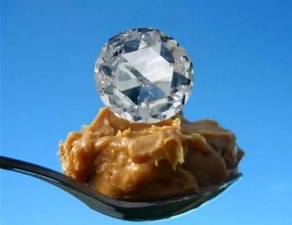 花生酱做钻石