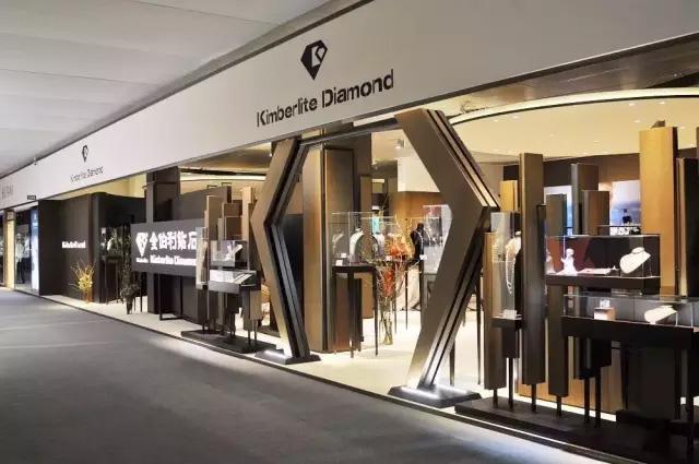 金伯利钻石巴塞尔世界钟表珠宝博览会展厅