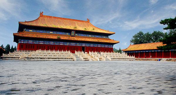 故宫太庙全景