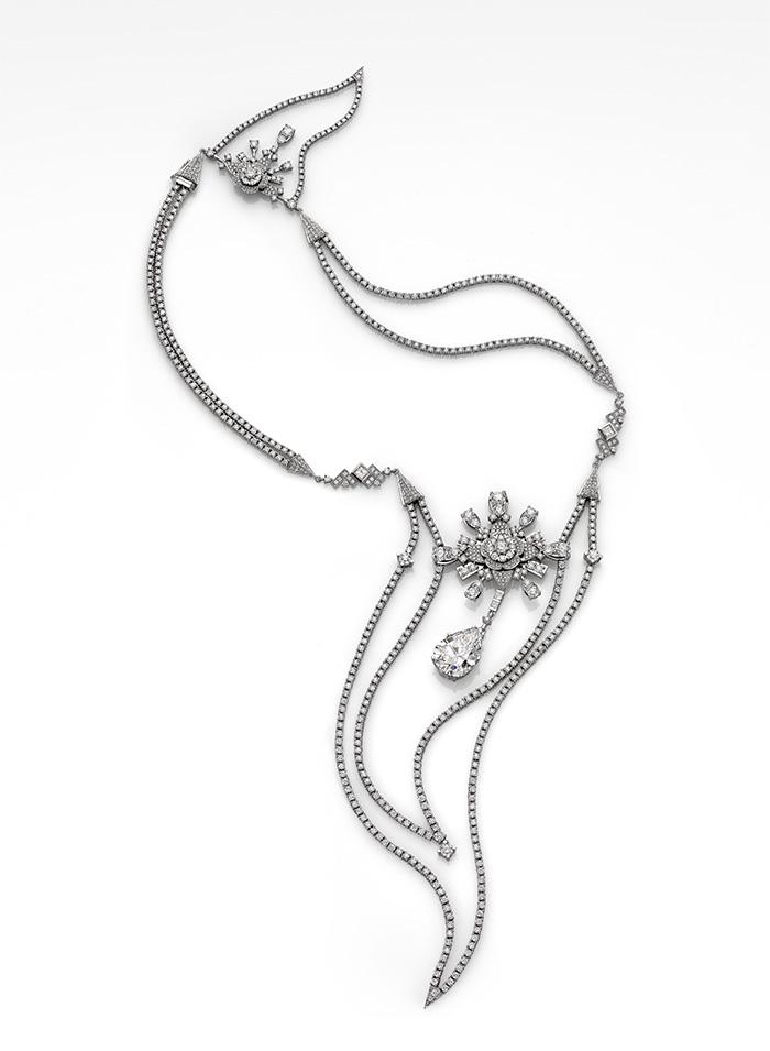 10克拉高级珠宝珠穆朗玛