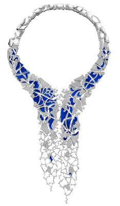 《往事碎片》荣获2015JMA国际珠宝设计比赛冠军