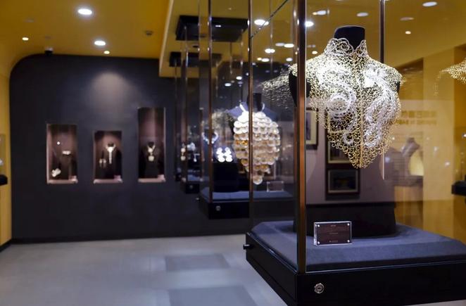 金伯利钻石博物馆高级珠宝展览