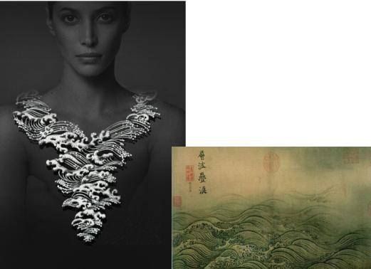 华•宋系列高级珠宝之《乘风破浪》