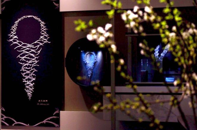 金伯利钻石展厅中西结合韵味十足