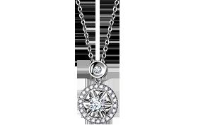金伯利钻石项链《自由女神》