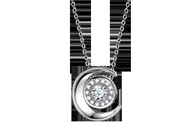 金伯利钻石项链《月亮女神》