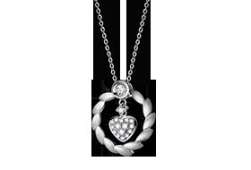 金伯利钻石项链《智慧女神》