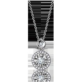 金伯利钻石项链自由女神