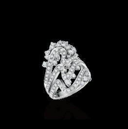 银河星辰系列钻石戒指