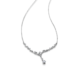 光之恋系列钻石项链