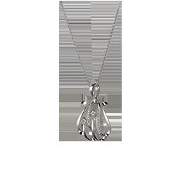 金伯利钻石项链抚琴