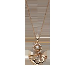 金伯利钻石项链听海