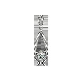 金伯利钻石项链纯色记忆