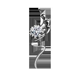 《腾飞》系列钻石项链2