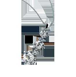 钻石项链《走光》