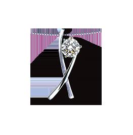 钻石吊坠《惹火》