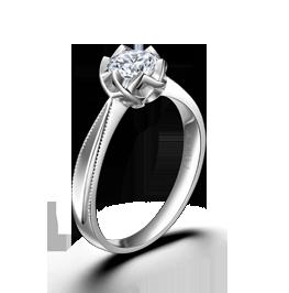 金伯利钻石戒指爱守护