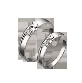 金伯利钻石戒指龙凤和悦