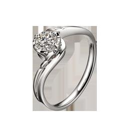 金伯利钻石戒指爱情芭蕾