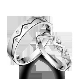 金伯利钻石戒指臻·意合