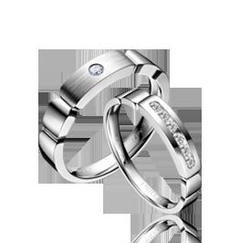 金伯利钻石戒指时光之桥