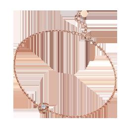 结系列纪念日珠宝套系之手链