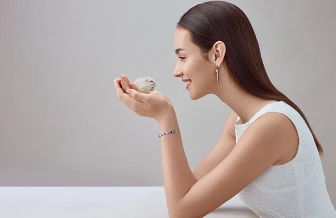 金伯利钻石结系列珠宝套系
