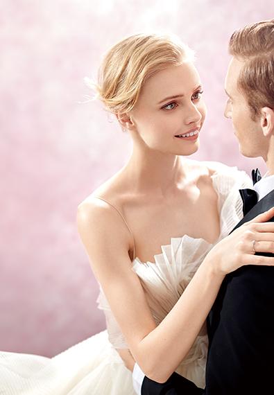 金伯利钻石婚礼戒指《浪漫曲》