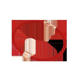 女款红色手绳