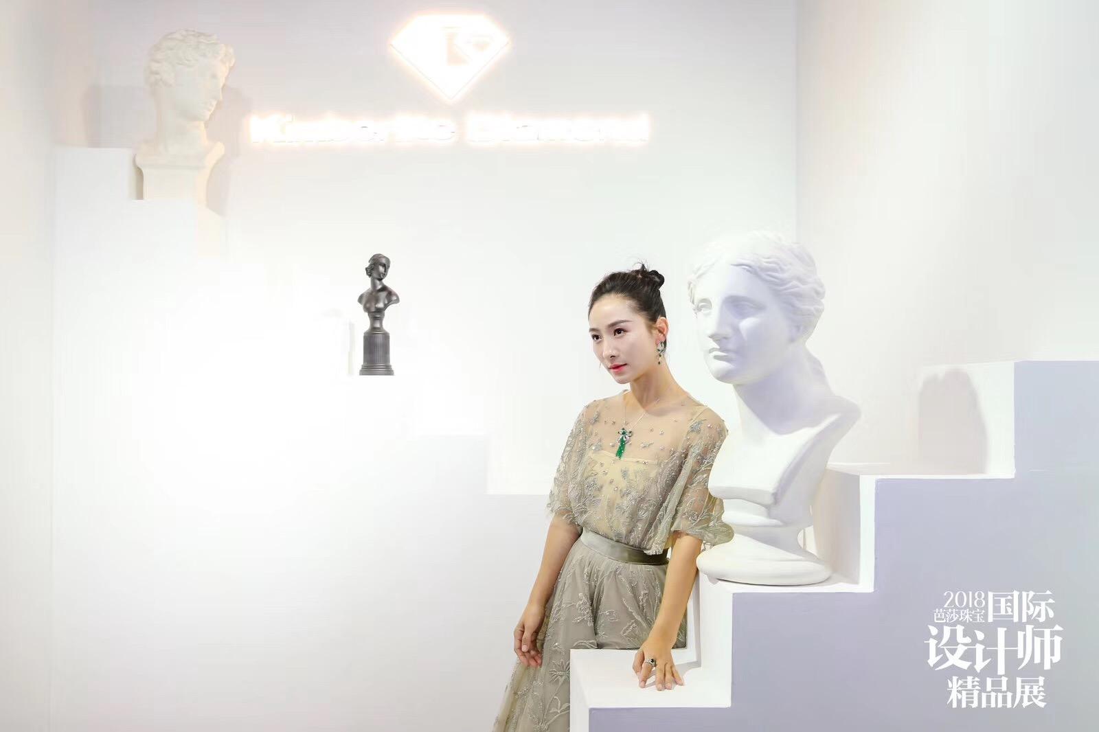2018芭莎珠宝国际设计师精品展