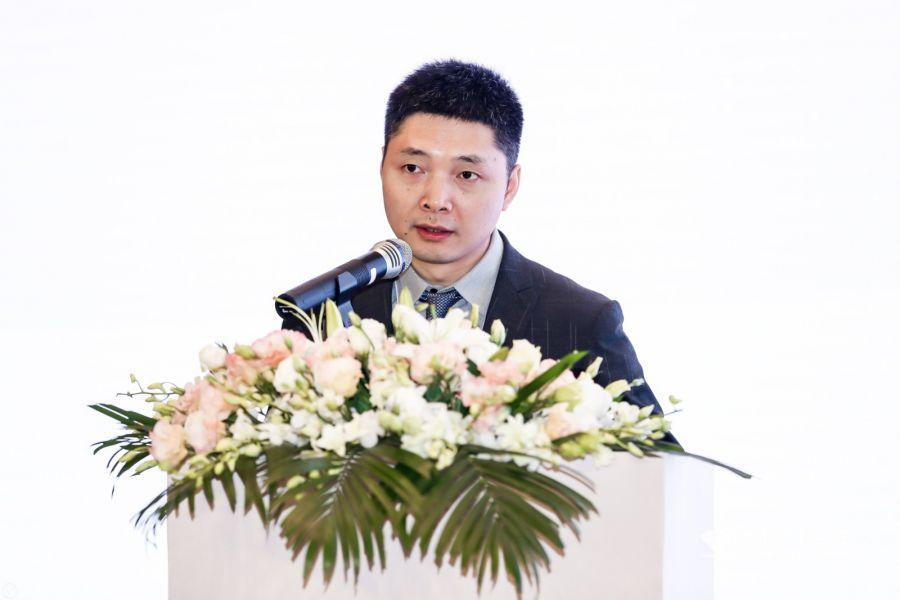 金伯利钻石集团副总裁金鑫先生发言
